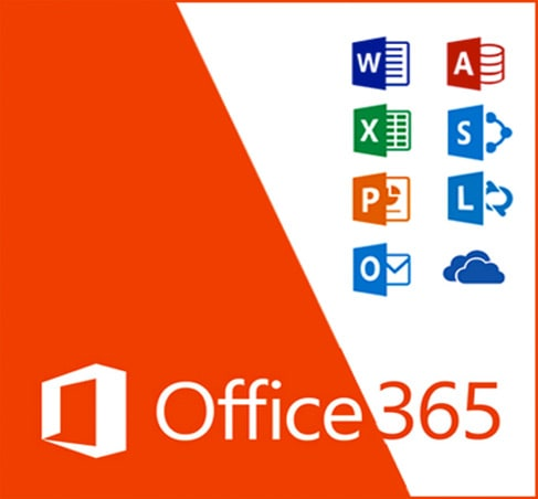 Office 365 list of apps and programs