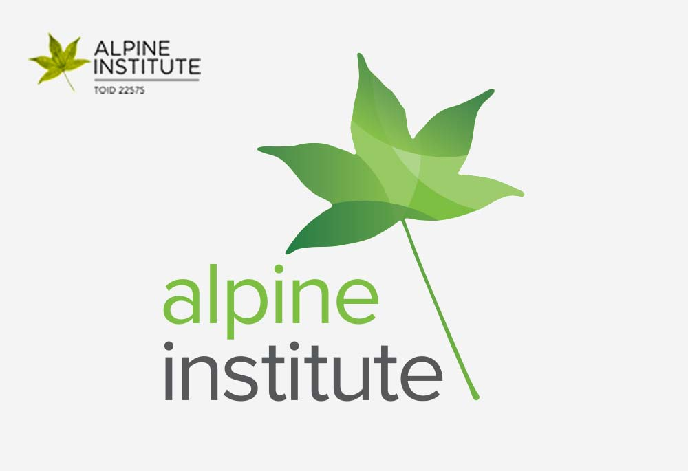 Alpine Health - Logo