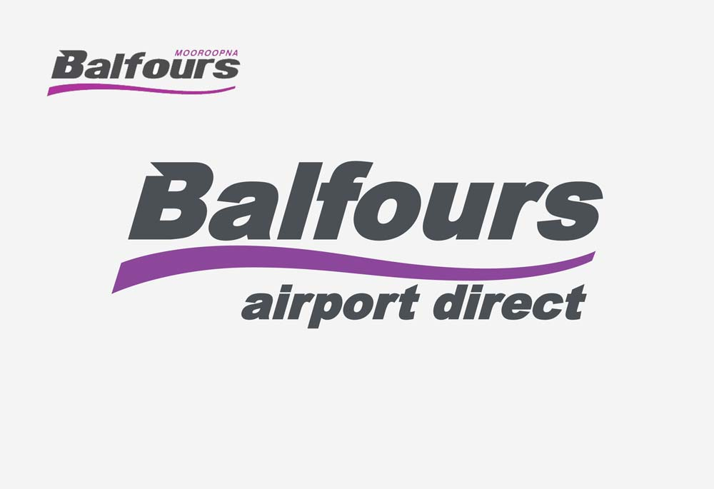 Balfours Airport Direct - Logo Refresh