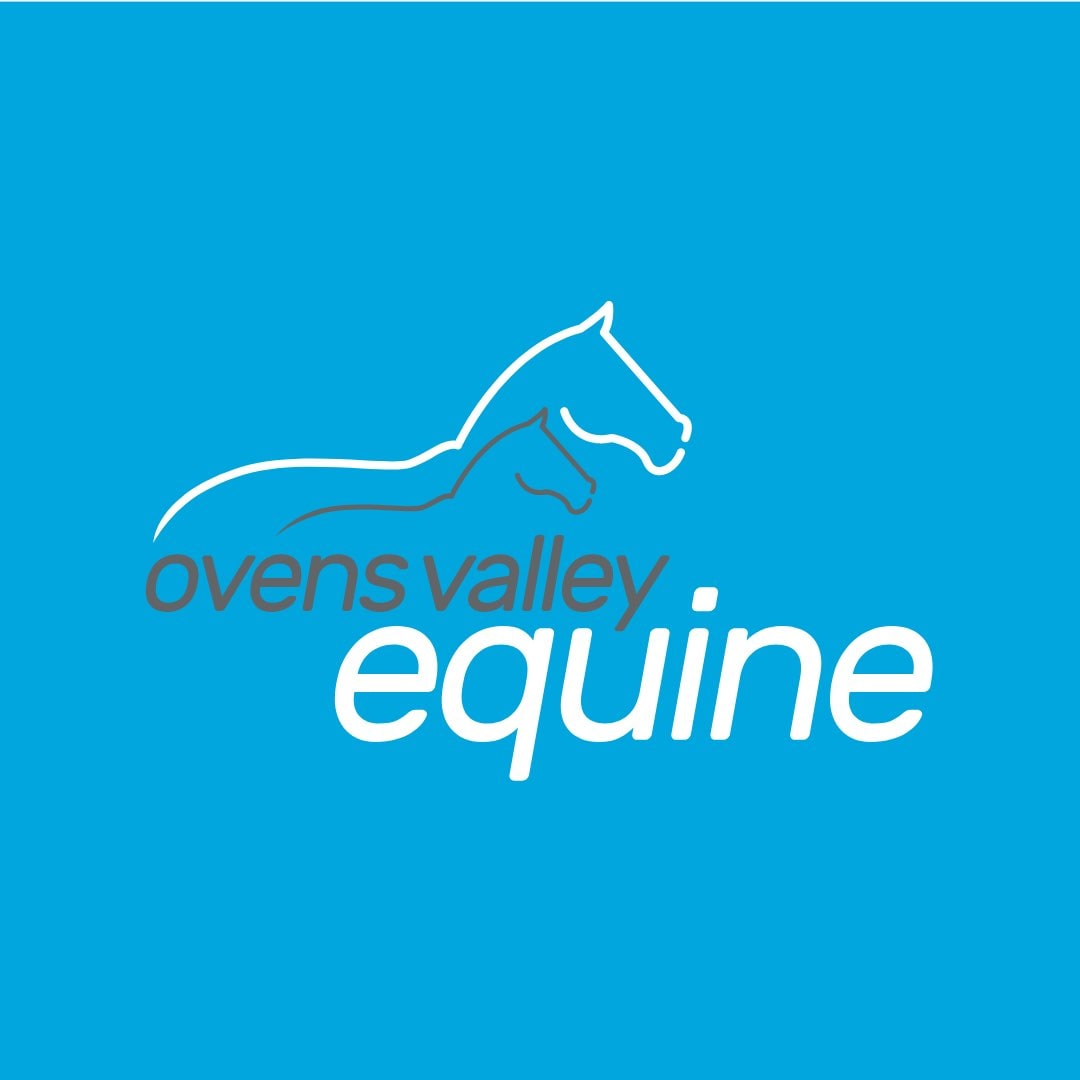 Ovens Valley Equine - Logo