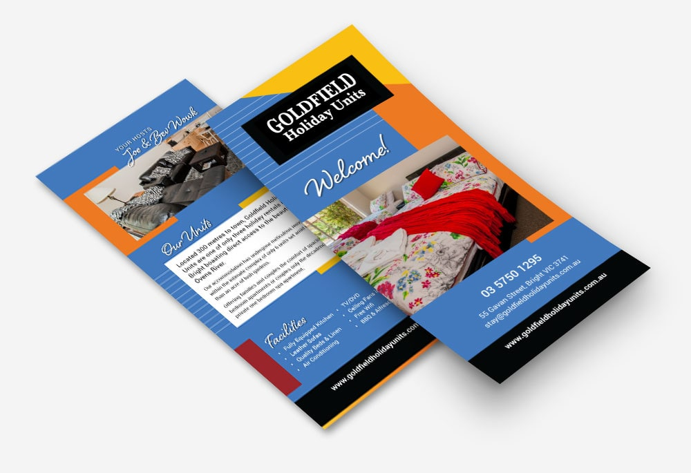 Goldfield Holiday Units - DL Brochure
