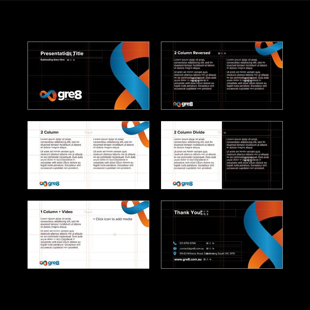 Gre8 - PowerPoint Template