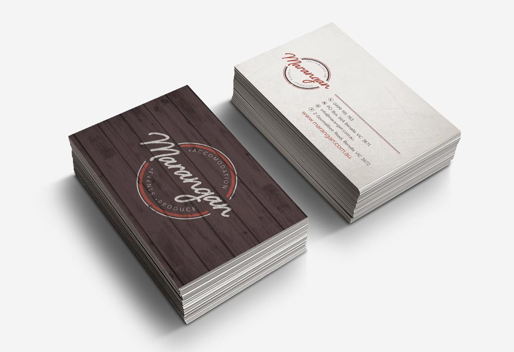 Marangan- Business Cards