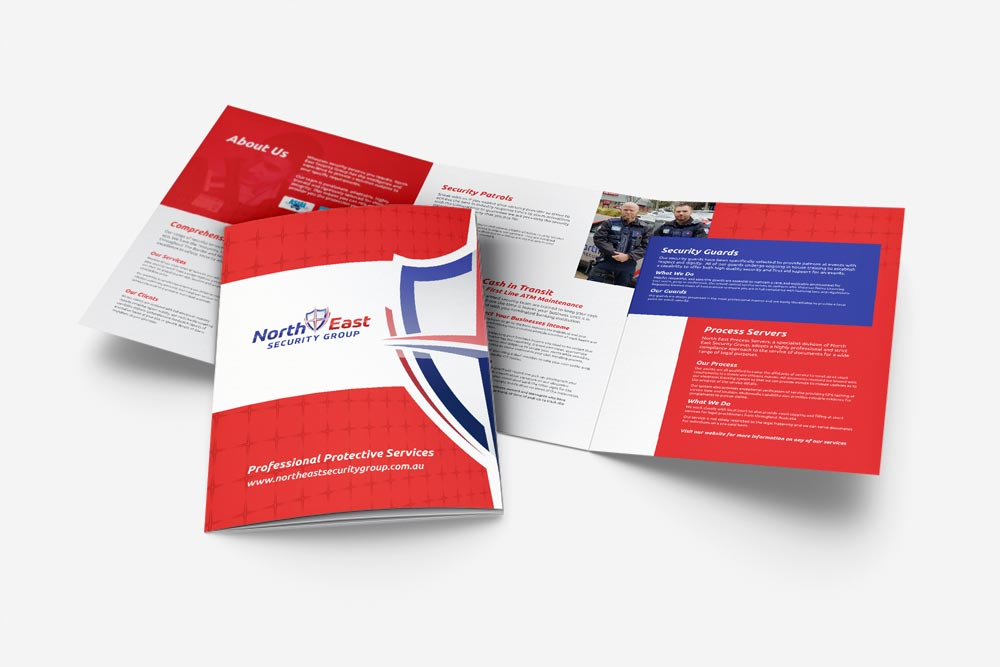 North East Security Patrols - Cababilities Brochure