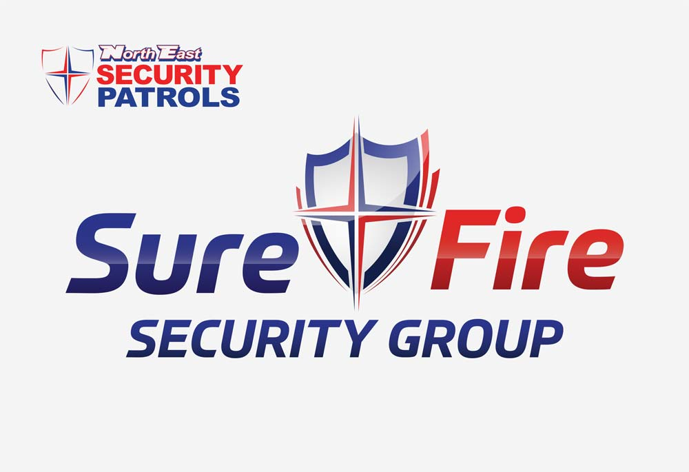North East Security Patrols - Logo Design