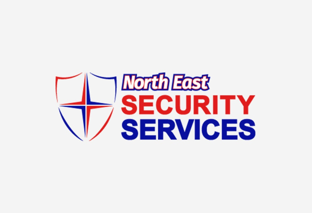 North East Security Services - Logo