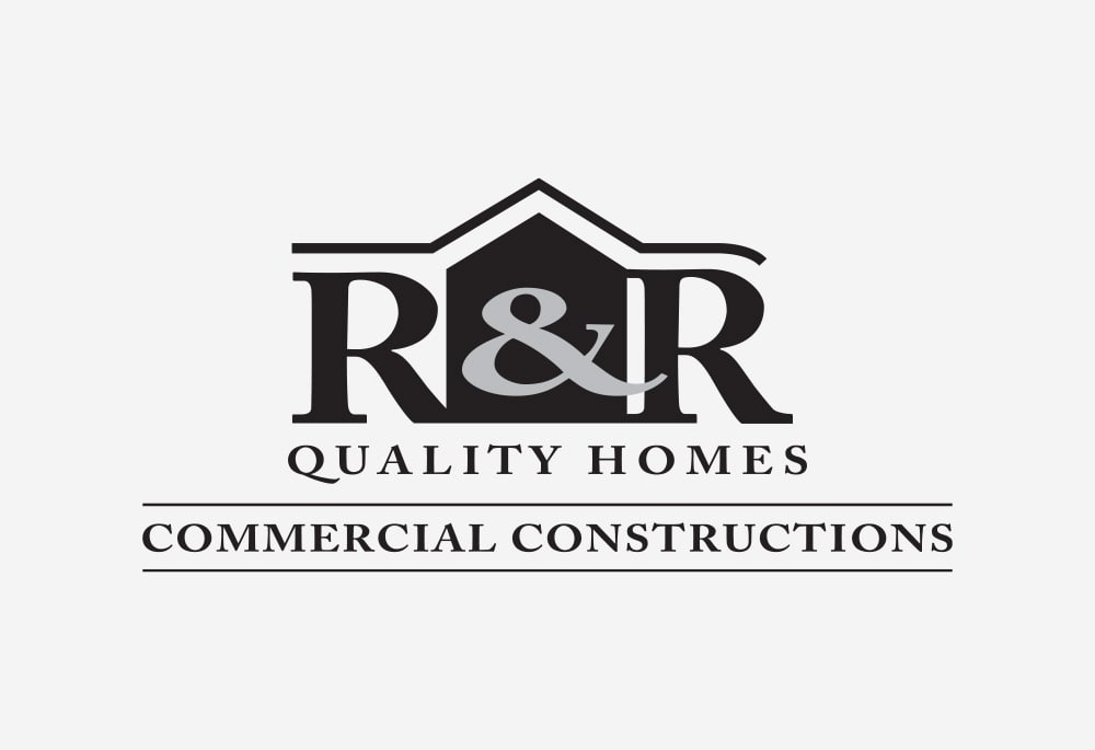 R&R Quality Homes - Logo