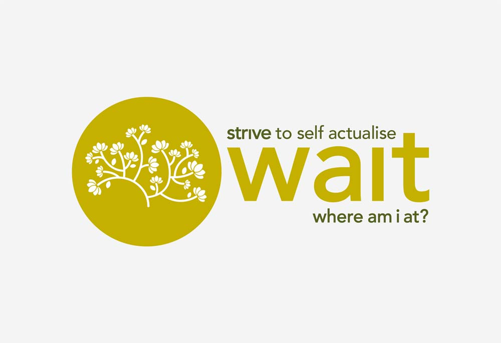 Strive to Self Actualise - Logo