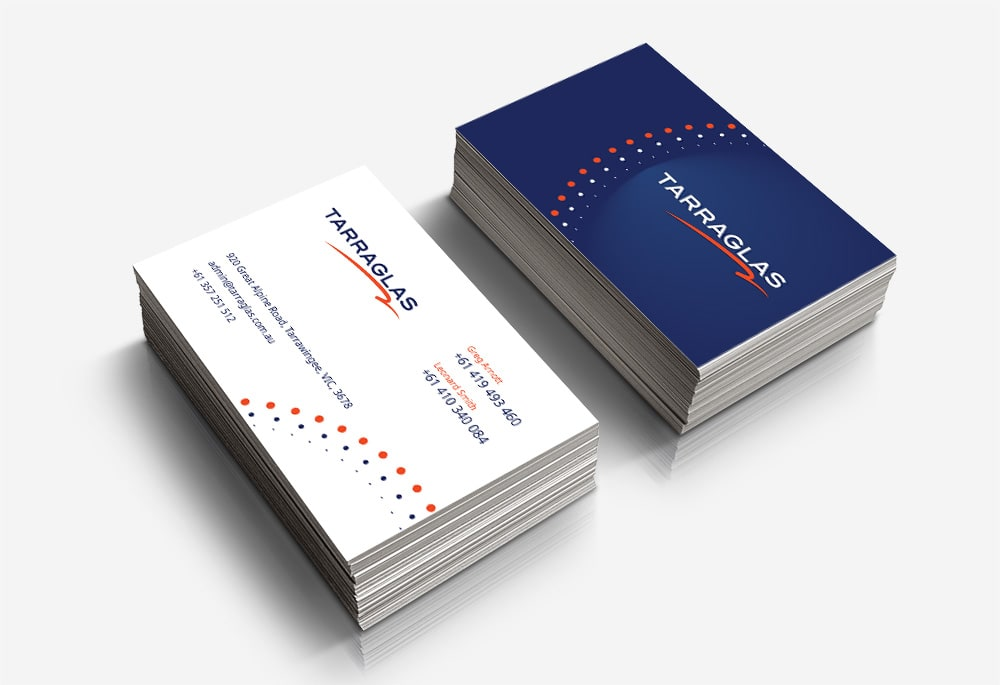 Tarraglas - Business Cards
