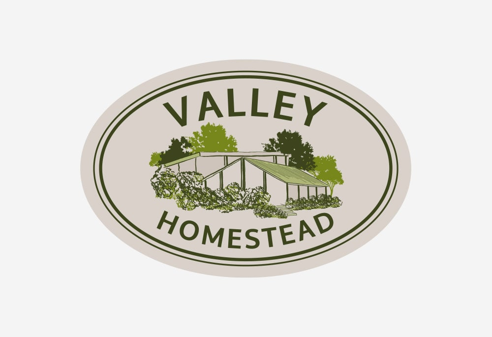 Valley Homestead - Logo