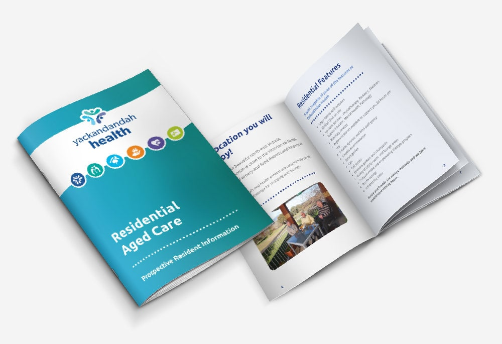 Yackandandah Health - Residents Booklet