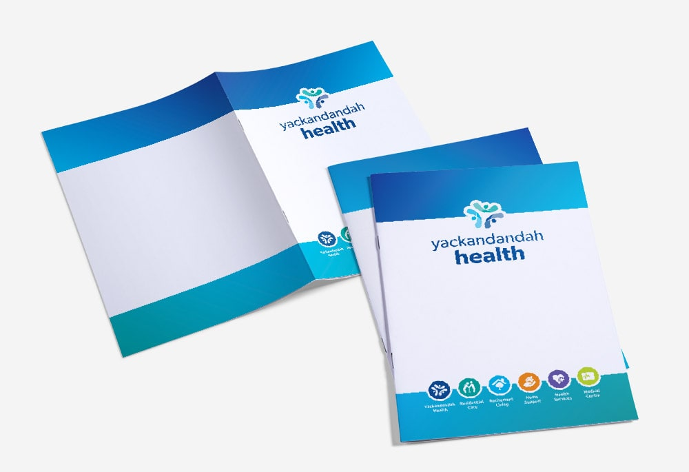 Yackandandah Health - Presentation Folder