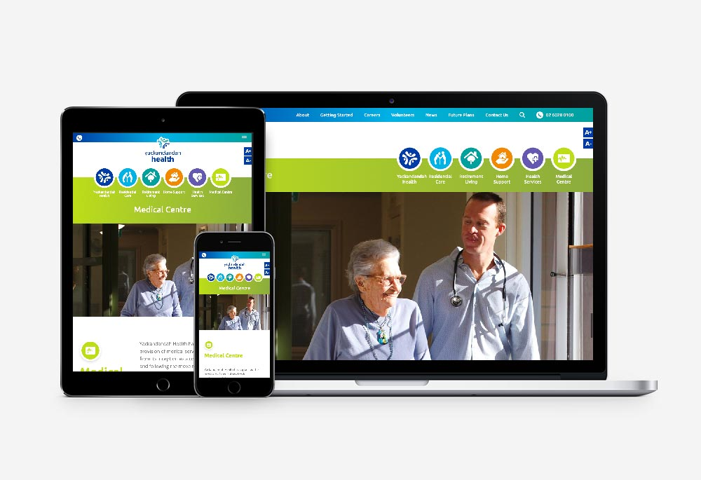 Yackandandah Health - Website